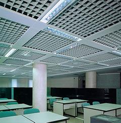 Faux plafond lambris sur rail devis estimatif travaux for Cout faux plafond
