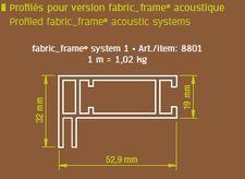 systeme installation panneaux acoustiques